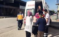 MOBİLYA - Mobilya Atölyesinde Çıkan Yangında 4 Kişi Zehirlendi