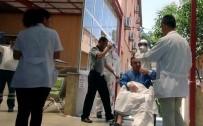 KİMYASAL MADDE - Gelinlik kolisi 9 kişiyi hastanelik etti! Muğla'da ilginç olay