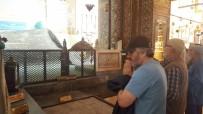 KAYACıK - Mustafa Reşit Akçay'dan Mevlana Müzesi'ne Ziyaret
