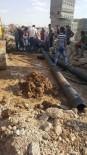 Nusaybin'de Göçük Açıklaması 1 Yaralı