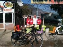ÇADIR KENT - Ortaca İlk Kadın Bisiklet Festivaline Ev Sahipliği Yapacak