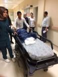 Otomobilin Çarptığı Suriyeli Kız Yaralandı