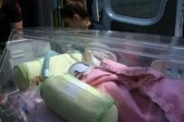 ERTUĞRUL GAZI - Anne Karnında Ölümle Burun Buruna Gelen Bebek Yaşam Savaşı Veriyor