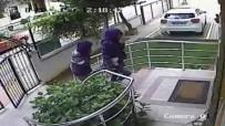 KADIN HIRSIZ - Maltepe'de Bir Apartman 2 Yılda 8'İnci Kez Hırsızların Hedefi Oldu