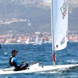 MİLLİ SPORCU - Yelkenci Berk'in Hedefi Olimpiyatlar