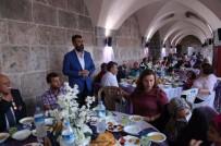 PAYAS - Payas'ta Şehit Yakınları Ve Gaziler İftarda Buluştu