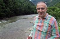 GÜZERGAH - Pazarsuyu Deresi Raftingcilerin Yeni Uğrak Noktası Olacak