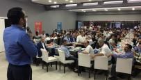 MUSTAFA ASLAN - Rektör Bircan Yabancı Öğrencilerle İftarda Buluştu