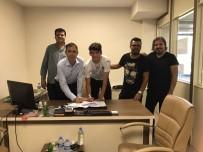 MURAT KAHRAMAN - Salihli Belediyespor'dan Stoper Transferi