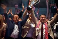 SİLİVRİSPOR - Şampiyon Başkana 'İstifa Et' Çağrısı