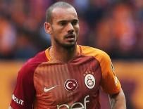 Sneijder için flaş karar!