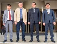 GÜMRÜK BIRLIĞI - Tarkan Kulak, Kazakistan Büyükelçisi'nin Adana Temaslarını Değerlendirdi