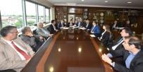 İŞBİRLİĞİ PROTOKOLÜ - Trabzon'da İstihdam Sayısı 42 Bin 463'E Ulaştı