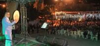 HÜKÜMET KONAĞI - Türkücü Aydın'dan İlahi Konseri