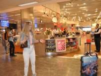UKRAYNA - Ukrayna'dan Türkiye'ye 1 milyon turist geldi