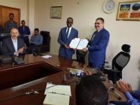 ÜMRANİYE BELEDİYESİ - Ümraniye, Afrika Ülkesi Habeşistan'ın Dire Dewa Kenti İle Kardeş Oldu