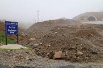 KIŞ TURİZMİ - Vali Bektaş 'Ovit Tüneli İnşaatında Betonlama Çalışmasının Yüzde 90'I Tamamlandı'