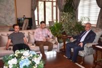 JEOLOJİ MÜHENDİSLERİ ODASI - Vali Güvençer'e Deprem Konferansına Davet