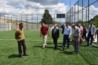 MEHMET AKTAŞ - Vali Mehmet Aktaş Arıcak Köyünü Ziyaret Etti