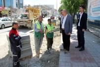 TOPLU ULAŞIM - Van Büyükşehir Belediyesinden Hummalı Çalışma