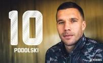 YILDIZ FUTBOLCU - Vissel Kobe, Podolski'yi Duyurdu