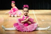 YILDIZ KENTER - Yenimahalle'li Minikler TUBİL'le Dans Öğreniyor