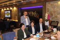 İBRAHIM SAĞıROĞLU - Yomra'da Şehit Ve Gazi Ailelerine İftar Yemeği Verildi