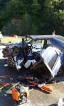 ÇAYDEĞIRMENI - Zonguldak'ta Trafik Kazası Açıklaması 2 Yaralı