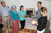 DİZÜSTÜ BİLGİSAYAR - 2 Odalı Evden Çıkan Başarı Ödülsüz Kalmadı
