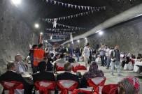 MERCIMEK ÇORBASı - 650 Kişi Tünelde İftarda Buluştu