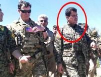 YPG - ABD'li komutanla poz veren terörist öldürüldü