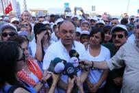 ALİ GÜVEN - Adalet Yürüyüşü İzmir'den De Başladı
