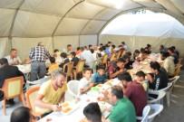 İFTAR ÇADIRI - AGD Yahyalı Şubesi İftar Çadırı Açtı