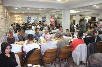 ŞEHİT YAKINI - Aile Sosyal Ve Politikalar Merkezi Tarafından Vatandaşlara İftar Verdi