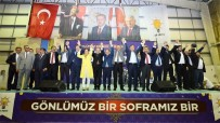 LÜTFIYE İLKSEN CERITOĞLU KURT  - AK Parti'den Birlik Ve Vefa İftarı