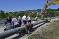 İLLER BANKASı - Alaplı'nın İçme Suyu Şebekesi Yenileniyor
