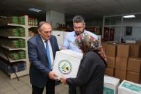 ÖMER ŞAHIN - Almanya'dan Bolu'ya Ramazan Yardımı