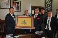 YAĞMUR SUYU - Bakan Özhaseki'den Başkan Asya'ya Tebrik