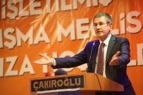 İÇ SAVAŞ - Başbakan Yardımcısı Canikli Giresun'da