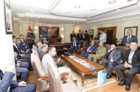 MUSTAFA ATAŞ - Başbakan Yardımcısı Kaynak Tunceli'de