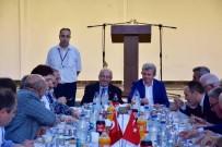 KADİR ALBAYRAK - Başkan Albayrak İftar Programına Katıldı