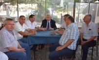 KADİR ALBAYRAK - Başkan Albayrak Muratlı'da Ziyaretlerde Bulundu