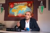 ÜLKÜCÜLER - Başkan Geçen'den Konya Müftüsüne Kınama