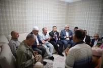 MOTOSİKLET KAZASI - Başkan Yağcı, Kazada Hayatını Kaybeden Akgök'ün Ailesini Ziyaret Etti