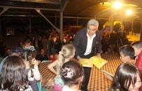 Belediye Başkanı Çalışkan, Çocuklara Dini Kitap Dağıttı