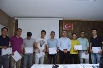 Besni'de Başarılı Öğretmenlere Teşekkür Belgesi
