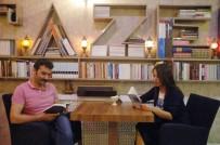 ATMOSFER - Bu Kafede Kitap Okuyana Çay, Kahve Bedava