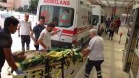 ÖNCÜPINAR - Çatışmalarda Yaralanan 2 ÖSO Askeri Kilis'e Getirildi