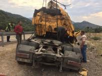 DİKKATSİZLİK - Cehennem Deresi'nde kaza: 1 ölü