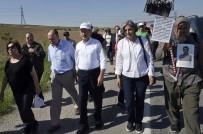 SELVİ KILIÇDAROĞLU - CHP'nin 'Adalet Yürüyüşü' 3.Gününde Sürüyor